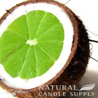 Coconut Lime Candle Fragrance Oil