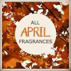 April Candle Fragrance Oil Set